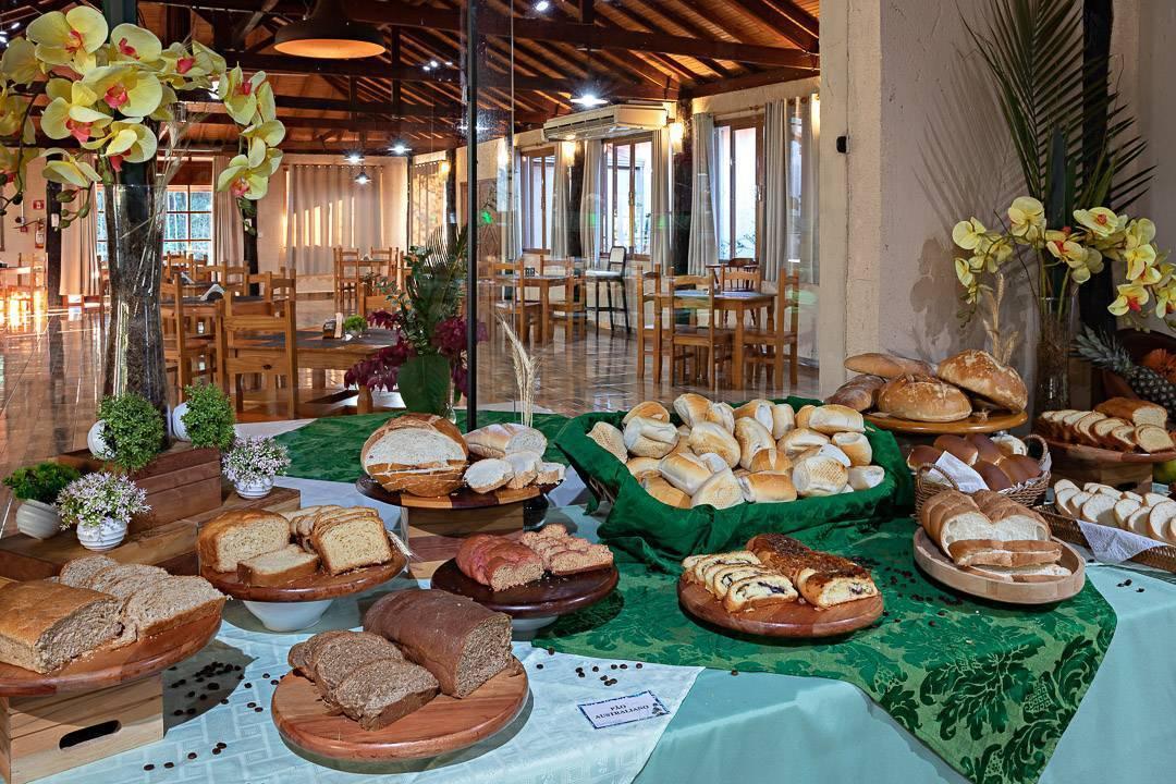 Restaurante   Santa Eliza Eco Resort