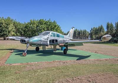 Aeródromo | Santa Eliza Eco Resort