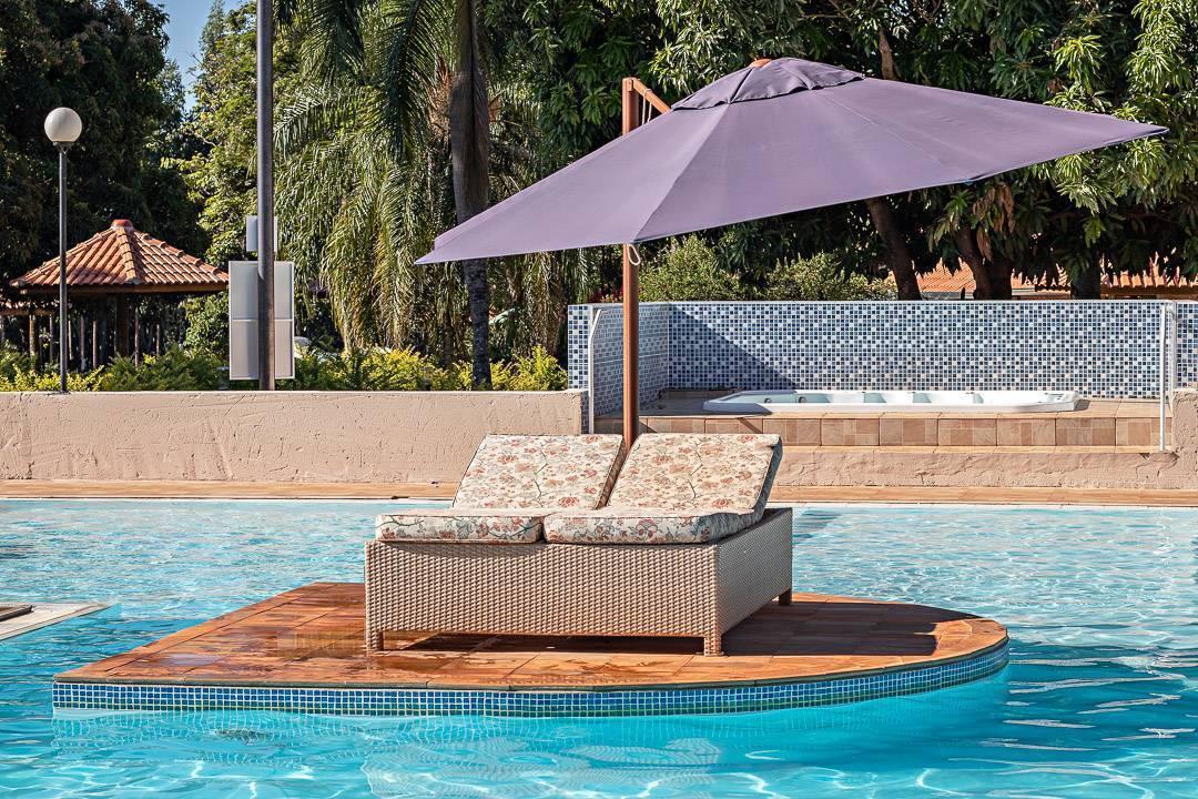 Lazer na Piscina   Santa Eliza Eco Resort